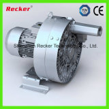 4BHB220A22 1.5KW 반지 송풍기 측 채널 송풍기 재생하는 송풍기