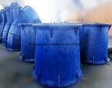 Zl печатает водосливного насос на машинке сельскохозяйствення угодье гидровлического инженерства