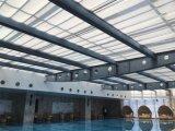 5 Zonneblinden van het Blind van de Rol van het Venster van het Zwembad van het Hotel van sterren de Binnen