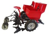 трактор 20-45HP прицепил одиночную жатку картошки рядка