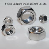 Noix Hex lourdes de la pente 8A DIN934 d'acier inoxydable