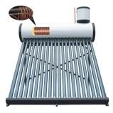 Sistema solar do calefator de água do tubo de vácuo da bobina do cobre En12976 (ALT-C)
