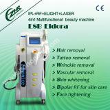 E8b Muiti機能Elight IPL RFの毛の取り外しの美容院機械