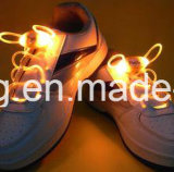 多彩なカスタムレースLEDは靴ひもをつける