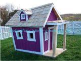 Chambre de poulet en bois (QZC1011)