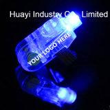 Brinquedo personalizado da luz do dedo do diodo emissor de luz