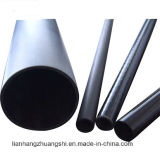 Tubo/poste/tubo de la fibra del carbón con vida de servicio larga