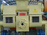 목제 톱밥 연탄 압박 기계