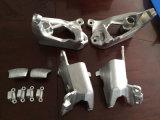 Produção em massa das peças de maquinaria do metal