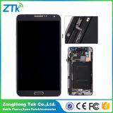 Schermo dell'affissione a cristalli liquidi del telefono mobile per l'Assemblea della visualizzazione della nota 3 della galassia di Samsung