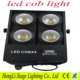 Stage를 위한 400W LED COB Light 4*100W Warm Color Audience Light