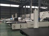 Tmcc-2225自動CNCの布の打抜き機ファブリック打抜き機
