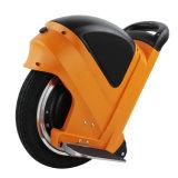 Unicycle eléctrico inteligente con la rueda del entrenamiento