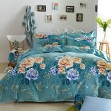 Petite literie florale 100%Cotton/Polyester réglé de type de pays de modèle neuf