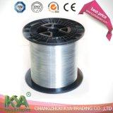 電流を通された高炭素のブラシをかけ作成ワイヤー