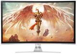 31.5inch volles HD kurvte LCD-Monitor-Bildschirmanzeige