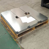 máquina de estaca de aço do laser do metal de 500W 1000W