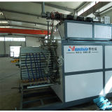 Chaîne de production en plastique de pipe d'enroulement du HDPE Skrg1200 ligne d'extrusion