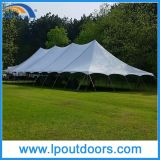 12X12m im Freien Pole Leute-Hochzeit Strech Zelt des Zelt-100