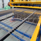 CNC Weld  Mesh  Machine  /Fence   Staal Wire  Mesh  Welding  Machine