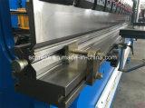 A placa Metals a máquina de dobra hidráulica 125t 6000mm