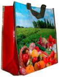 Снесите сплетенный мешок подгоняйте сплетенный PP мешок пластмассы мешка сплетенный PP