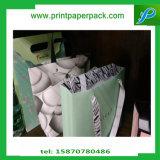 Таможня выбивая напечатанный мешок косметики хозяйственной сумки мешка подарка мешка несущей бумаги Kraft