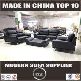 Wohnzimmer-ledernes Sofa-gesetzte moderne Möbel Lz1588