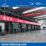 Máquina automática do tijolo refratário de economia de potência 55% da elevada precisão Hydrostatic