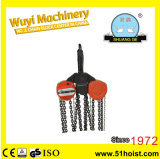 20ton HS-V Typ manuelle Kettenhebevorrichtung/Kettenblock