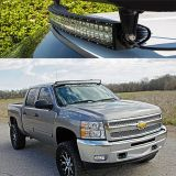 CREE 300W Curve Light Bar Work Driving Atus SUV Offroad