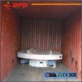 China hizo transportador el vehículo de transporte ferroviario industrial
