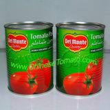 AAA grade de la qualité Pâte de tomate avec 400g Emballage