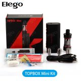 100% authentique Kanger Topbox Mini Starter Kit E Cigarette (75W)