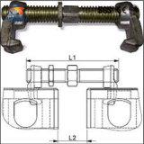 Geschmiedete Stahlhochleistungsbrücken-Befestigung des behälter-HDG