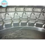 Lingotière de bâti solide de pneu