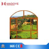 Het uitstekende Openslaand raam van het Glas van de Stijl van Amerika van de Kwaliteit Wind