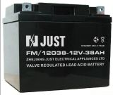SolarBattery, VRLA Battery, Deep Cycle Battery 12V 38ah