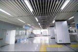 アルミニウム装飾材料、バッフルの天井のタイルはオフィスビルに適用する
