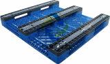 "1200X1200 (48 "" X48) HDPE Materiële Staal Versterkte Op zwaar werk berekende Gestapelde Plastic Pallets"