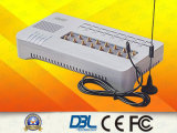 16 canales VoIP Gateway GSM GoIP16