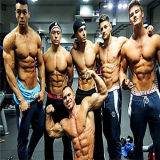 熱い販売の男性筋肉はステロイドホルモンBoldenone Undecylenateを促進する