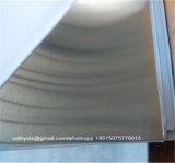 Листы 304 нержавеющей стали отсутствие отделки сатинировки 4 с PVC пленки лазера Cuting