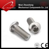 ISO7380 M2-M16のステンレス鋼の十六進ソケットボタンヘッドねじ