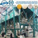 Automatische Weizen-Mehl-Fräsmaschine in Addis Abeba Äthiopien