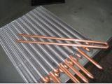 Испаритель ребра медной пробки рефрижерации алюминиевый, медный испаритель