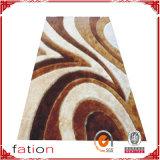 5インチはX方法8インチのシャギーなカーペット領域の床のマットを設計する