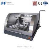Machine de découpage de spécimen d'Iqiege 60s pour le matériel de laboratoire