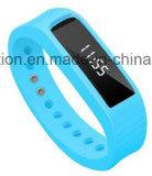 Horloge van de Armband van het Silicone van de Pols van de Sport van Bluetooth van de Dames van de Kinderen van de slimme Mensen van Meisjes het Digitale