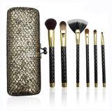 Dress professionnel vers le haut de Tools 4PCS Cosmetic Makeup Brush Set avec Portable Bag